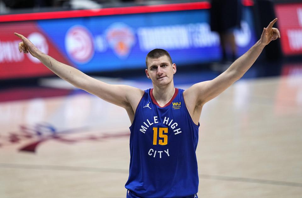 Jokić u istoriju: Postao MVP najjače lige sveta