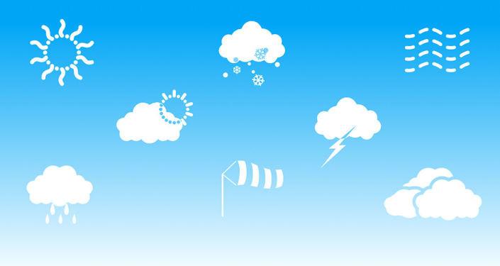 Време данас: Претежно сунчано и топло, од сутра учестали пљускови са грмљавином