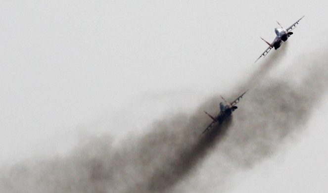 BUGARSKI MIG-29 SE SRUŠIO U CRNO MORE! Lovac izgubio radio kontakt i nestao sa radara, vojska digla sve resurse u potrazi za pilotom!