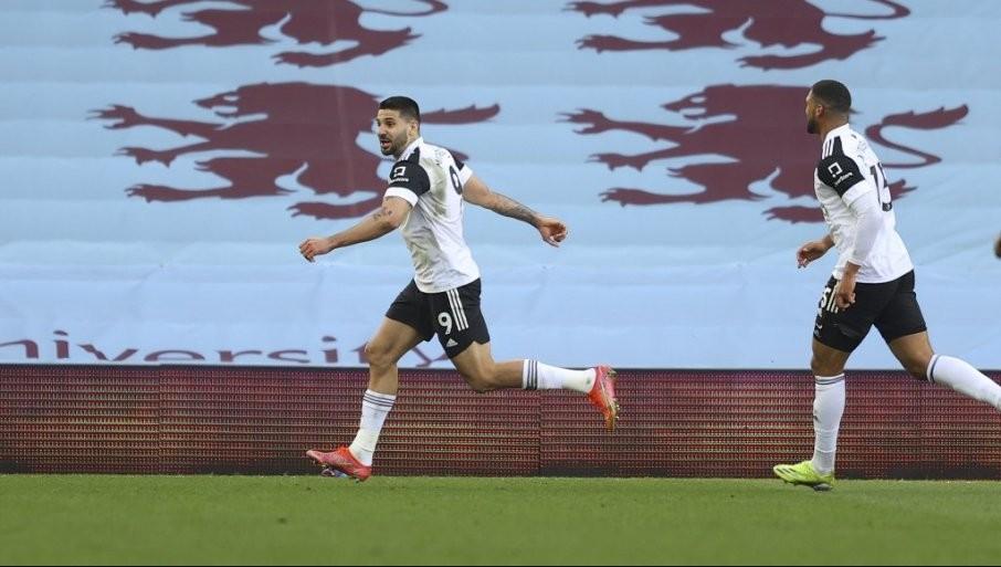 LAKO JE FULAMU KAD IMA MITROVIĆA: Reprezentativac Srbije sa dva gola srušio Birmingem (VIDEO)