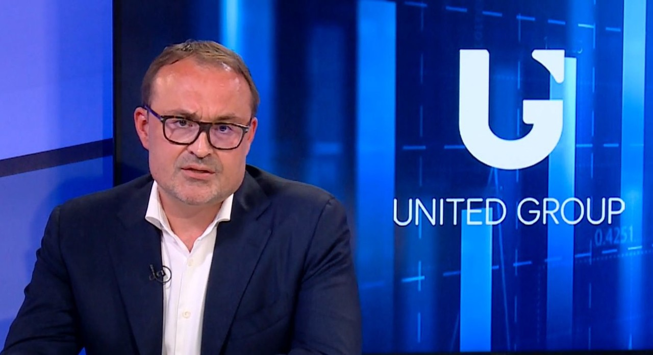 United Group CFO deputy: We increased almost three times