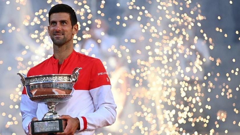Najkompletniji teniser u istoriji: Đoković napada sva četiri grend slema u sezoni