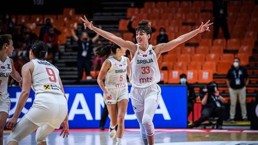 Raport iz Valensije - Tina Krajišnik: Pesmom u svaki meč i pobedu, ovo su trenuci za koje se živi