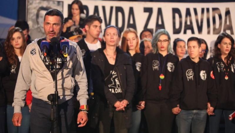 BEČ JE DAVORU USKRATIO AZIL: Dragičević se vraća u Banjaluku