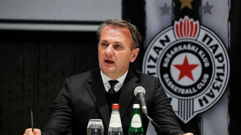 Mijailović: Eventualni povratak Obradovića u Partizan bio bi dokaz da je Srbija centar evropske košarke