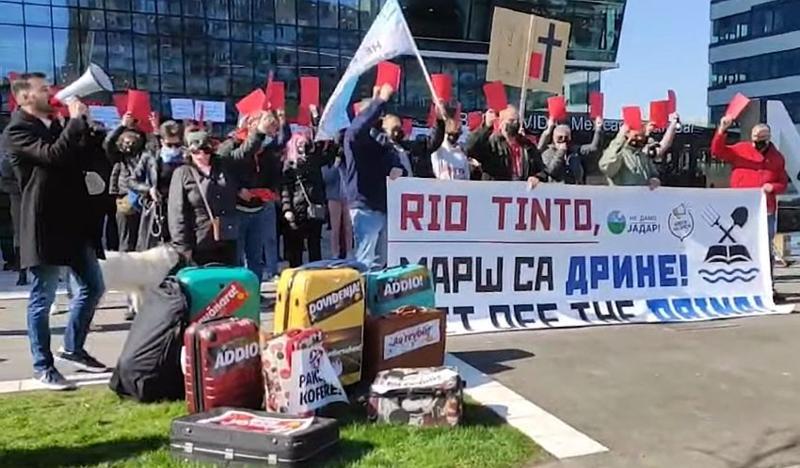 Rio Tinto u Španiji izazvao masakr i svaka sličnost sa događajima u Srbiji je namerna