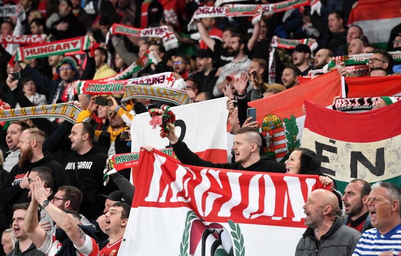 Mađarski navijači dobili zabranu na dve godine: Pravili haos na Vembliju, sad će se sigurno pokajati!