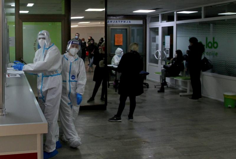 BIRN: U Srbiji prošle godine više od 10.000 potvrda da je kovid uzrok smrti