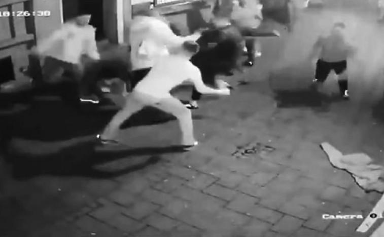 Експлозија насиља у Новом Саду