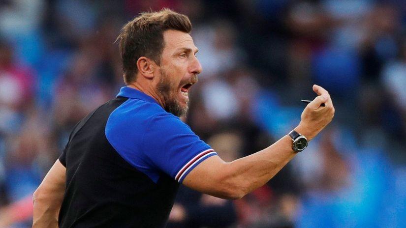 Di Frančesko oborio lični rekord: Otkaz u Veroni posle četiri utakmice