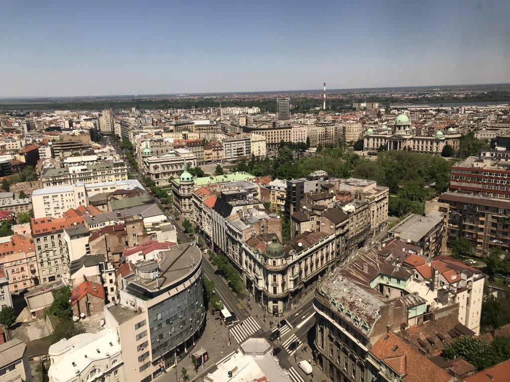Vesić: Kompanijama koje ne budu čistile fasade od grafita kazna 150 hiljada dinara