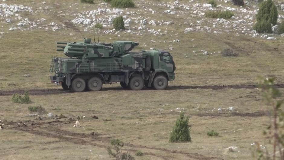 Ministarstvo: Vodnik preminuo tokom priprema za vežbu na Pešteru
