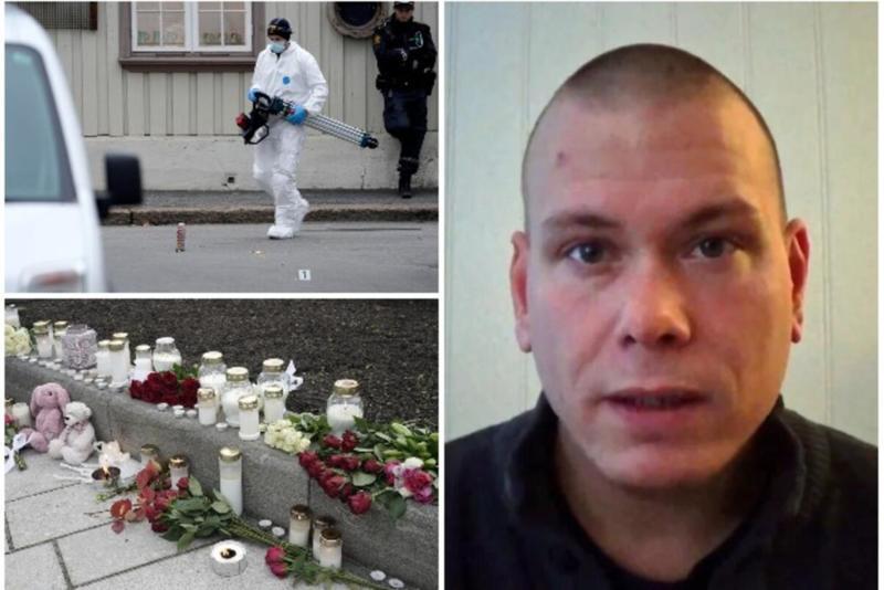 OVO JE DANAC UHAPŠEN ZBOG MASAKRA LUKOM I STRELOM U NORVEŠKOJ: Tvrdi da je glasnik i da donosi UPOZORENJE! Već je poznat policiji!