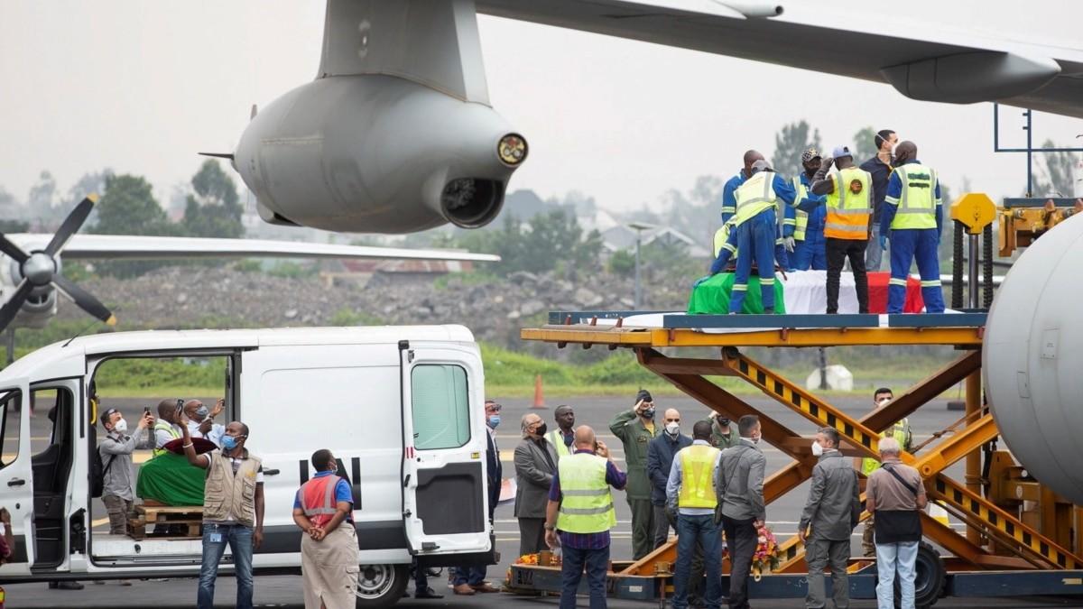 Italija repatrirala veleposlanika i tjelohranitelja ubijenih u Kongu