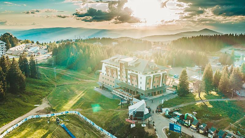 Gorski Hotel & Spa: Leto po svačijoj meri