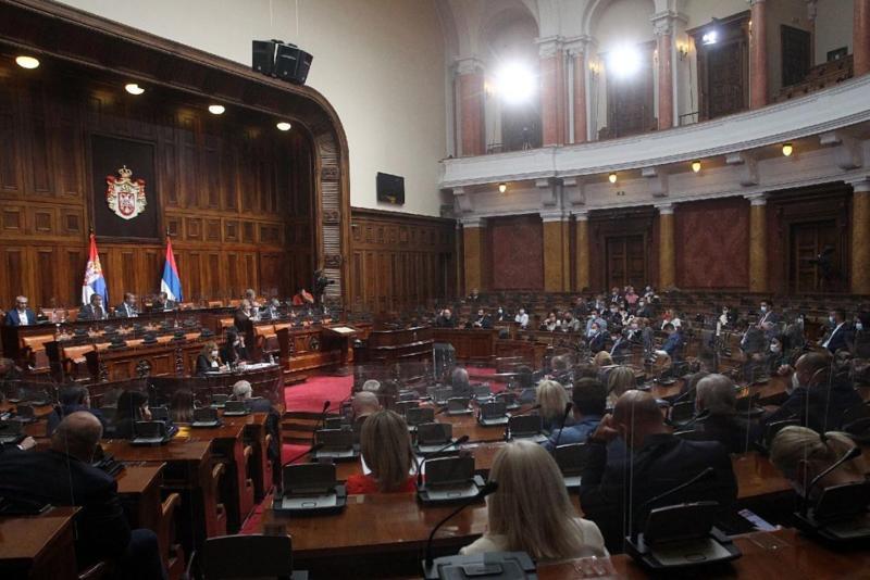 Poslanici Narodne skupštine izabrali 10 sudija
