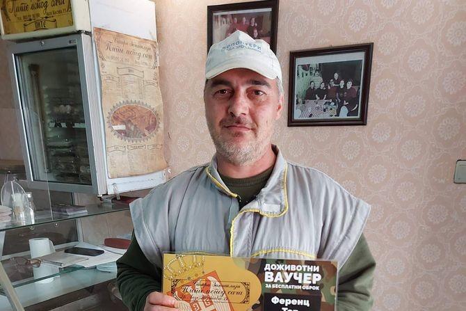 """Vlasnik pekare heroju sa Košara dao doživotni vaučer za besplatne obroke: """"Srce mi je lupalo"""""""