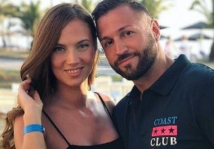 Druženje sa Tomovićem joj je baš prijalo! Reperova bivša supruga stigl u BEOGRAD i izgleda kao MILION DOLARA! (FOTO)