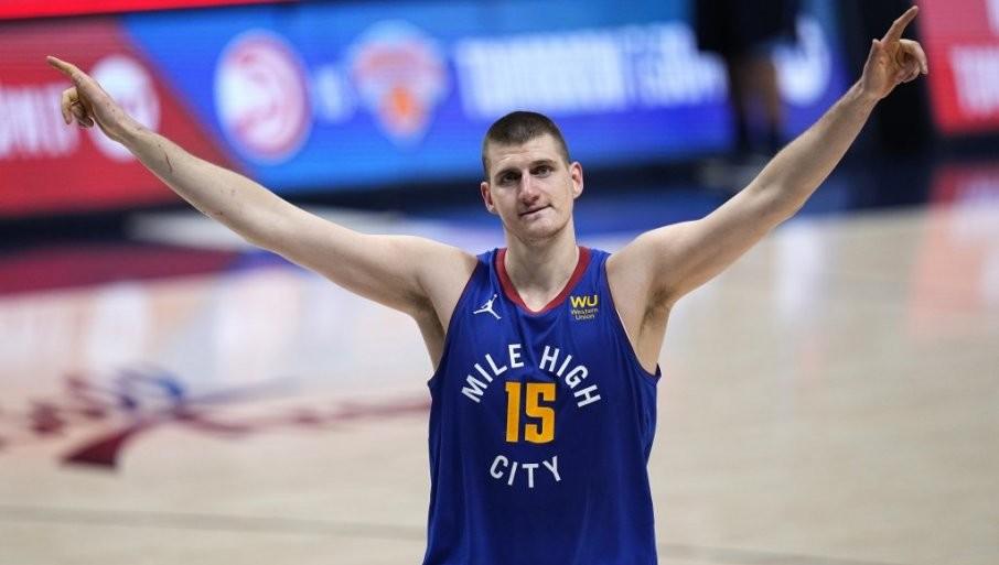 ISTORIJSKI USPESI CENTRA IZ SOMBORA: Prvi Srbin MVP, ali i prvi košarkaš koji je biran u drugoj rundi drafta