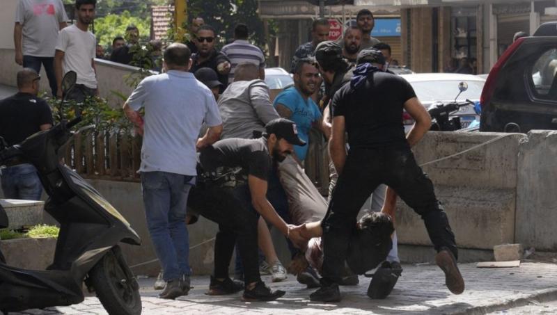 SNAJPERIMA PO DEMONSTRANTIMA: Najveće nasilje u Libanu u poslednjoj deceniji, ubijeno pet osoba u glavnom gradu