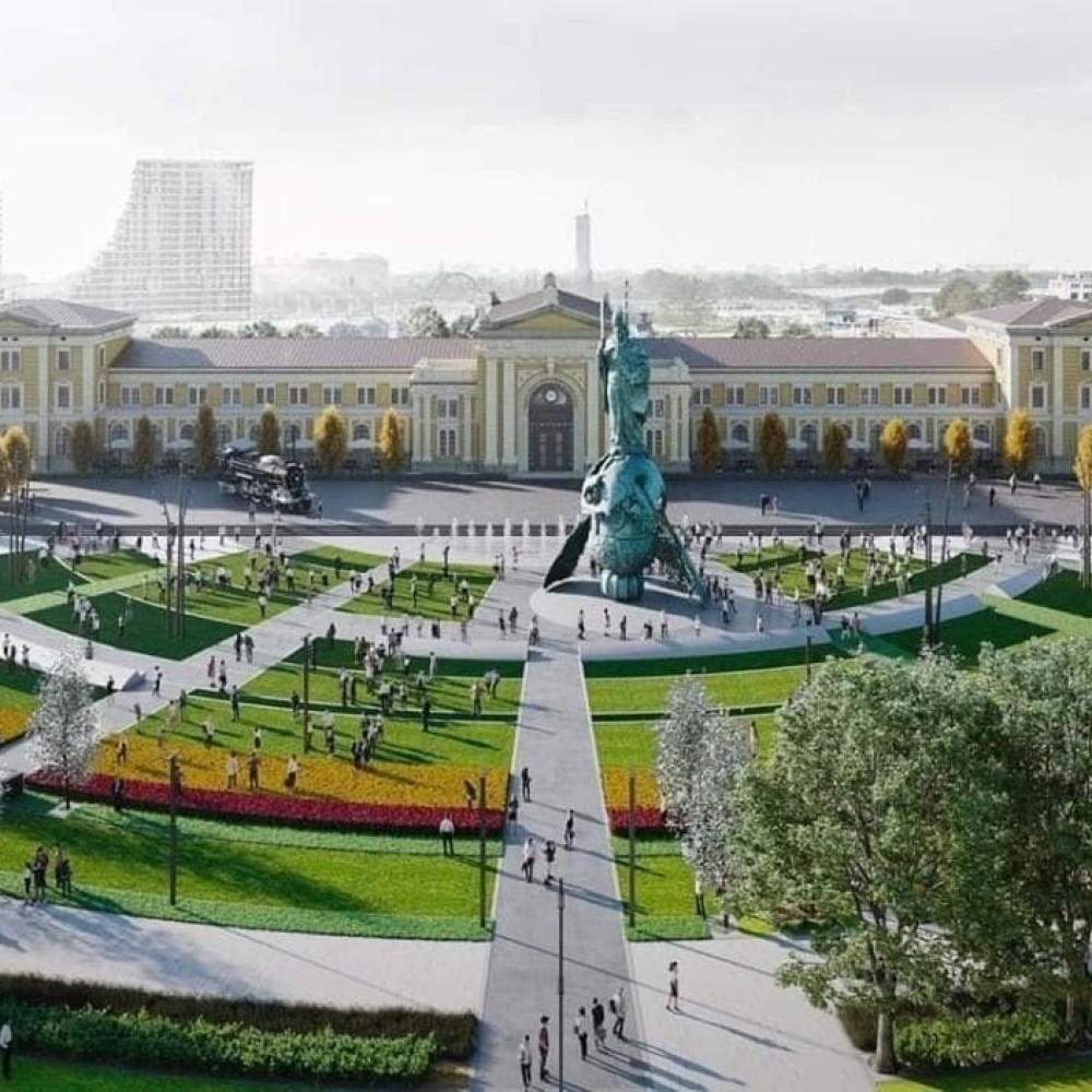 Postavlja se spomenik Stefanu Nemanji na Savskom trgu! - Svetionik.com