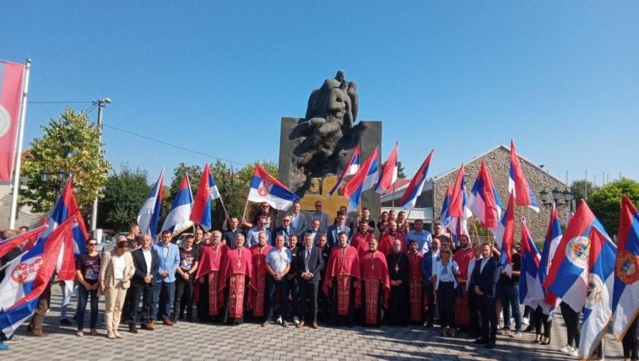 JEDINSTVOM DO OPSTANKA: Brčaci obeležili Dan srpskog jedinstva