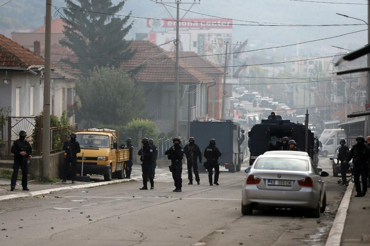 PALA KRV: Kurtijevi specijalci upali na sever Kosova i Metohije, RANILI DESETINE SRBA! ČITAJTE U KURIRU