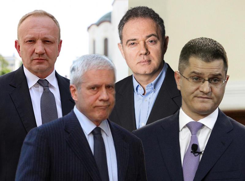 Tadić NEPOŽELJAN! Đilas, Jeremić i Lutovac se dokopali para preko svog političkog oca, sada ga PROTERUJU