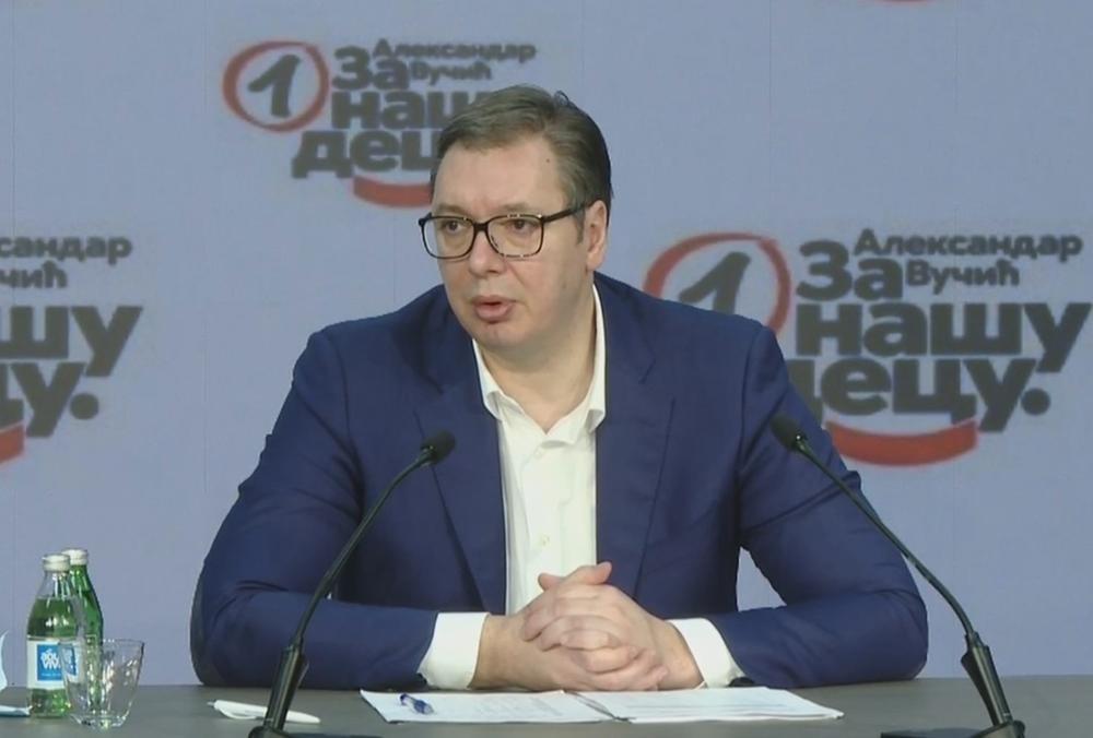 DA SAM SE JA PITAO BILO BI PUBLIKE NA ZVEZDA-MILAN! Vučić objasnio zašto nije bilo gledalaca na Marakani!