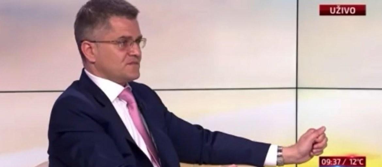 (VIDEO) Vuk Jeremić RASTURIO Đilasa: Lider SSP-a želi da uređuje RTS!