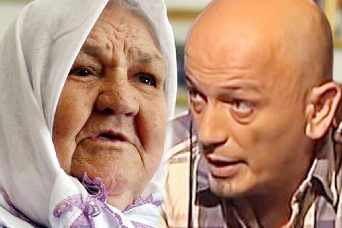 NAJSLAĐA KAFA PORED SRUŠENE SRPSKE SVETINJE: Piješ li baka Fato i za Orićeve žrtve, on je junak tvoje pravde!