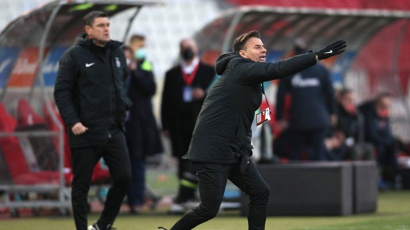 Stanojević: Pravilo bonus igrača je besmisleno, čestitam Zvezdi titulu