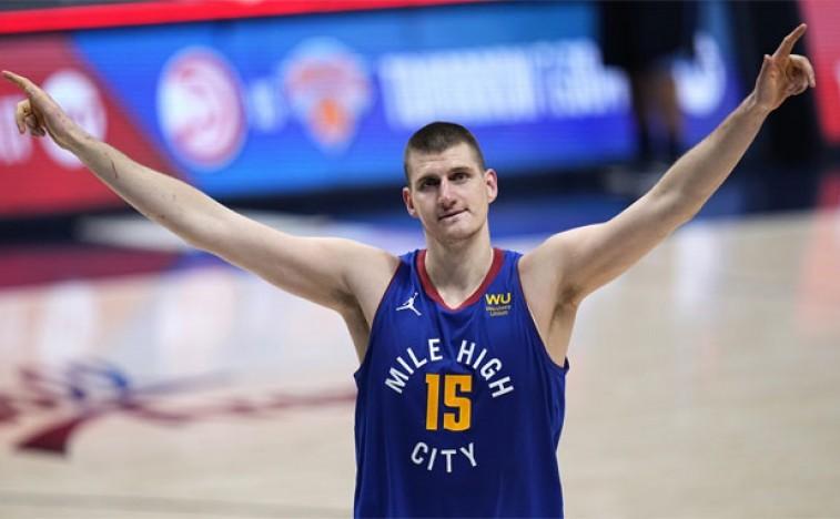 Јокић најкориснији играч НБА лиге?