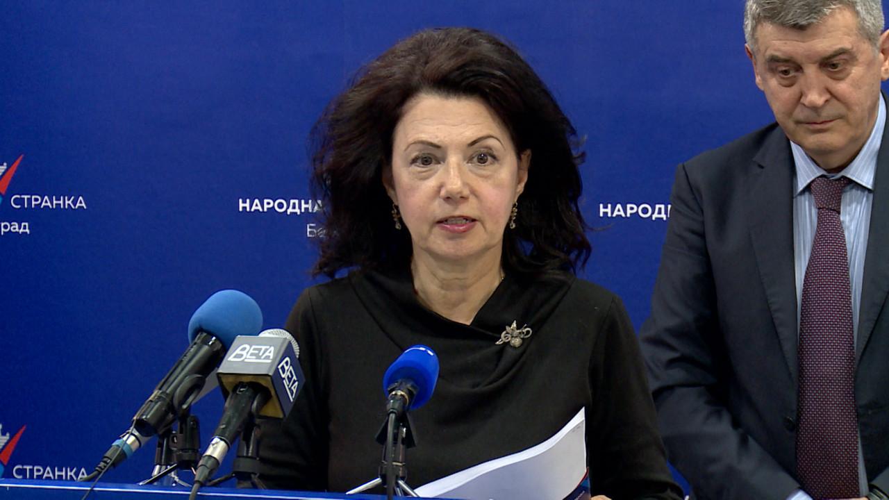 Rašković Ivić ostaje pri tvrdnji da je Palma podvodio devojke konzulu iz Italije