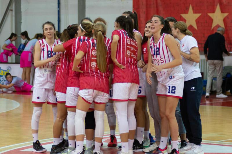 CRVENA ZVEZDA KRENULA PORAZOM: Crveno-bele košarkašice izgubile na svom terenu, u prvom kolu Evrokupa!