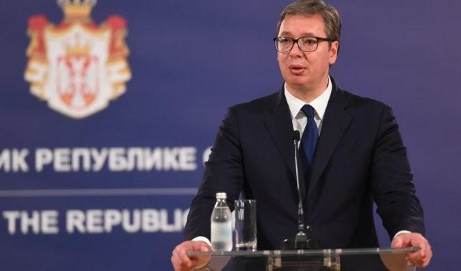 Vučić uputio telegram saučešća povodom smrti Stekića