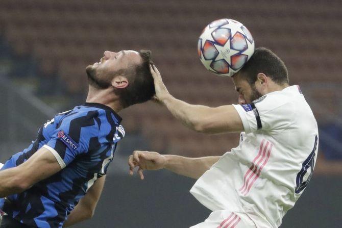(UŽIVO) Dan derbija u LŠ: Inter čeka Real, Milan ide na noge Liverpulu, Siti protiv Lajpciga