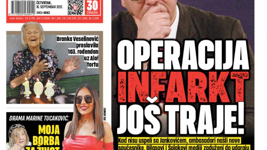 Vučić: Znam ko se nadao da ću umreti!