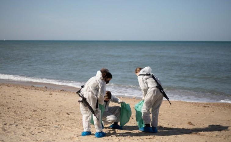 Мајонез лек за корњаче угрожене изливањем нафте крај обале Израела