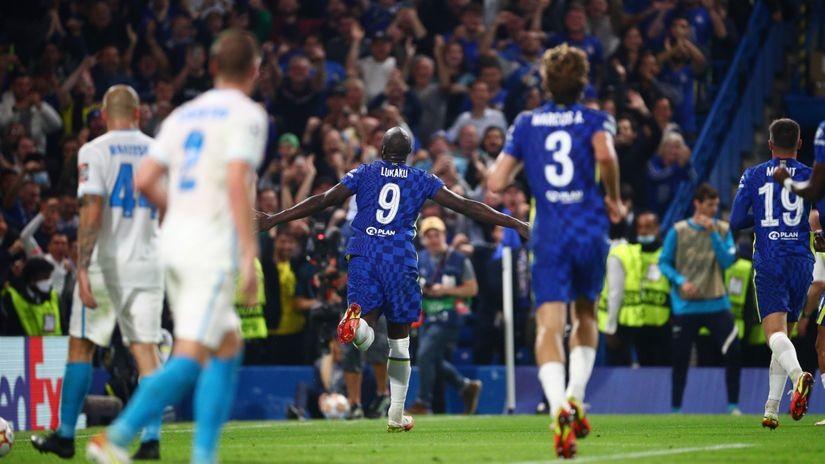 Jedan trzaj glavom dovoljan za Čelsijevu gol-mašinu Lukakua, Juventus našao dah života u Švedskoj (VIDEO)