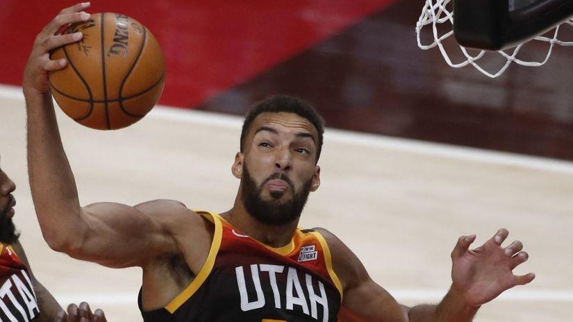 Proglašen najbolji defanzivac NBA: Gober ponovio uspeh Mutomba, Valasa i Hauarda