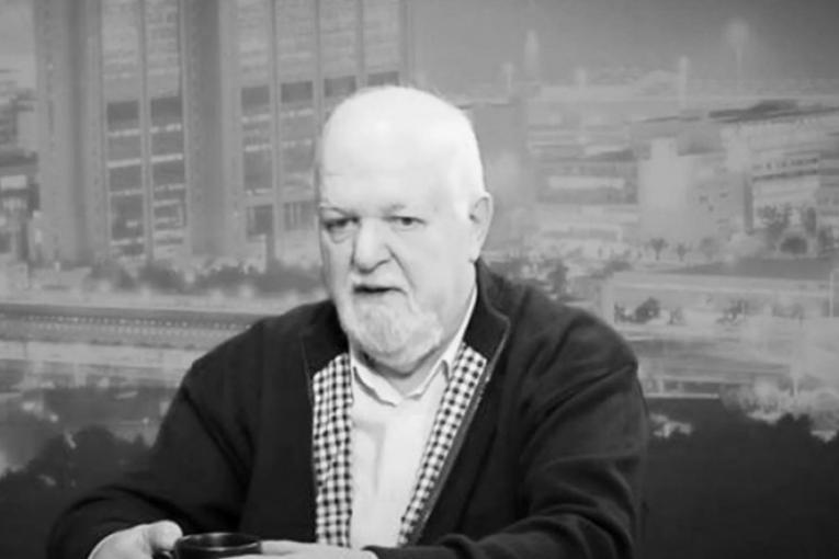 PREMINUO ZVONIMIR TRAJKOVIĆ: Napustio nas je bivši savetnik Slobodana Miloševića!