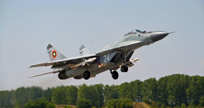 Срушио се МиГ-29 у Бугарској, обустављена војна вежба