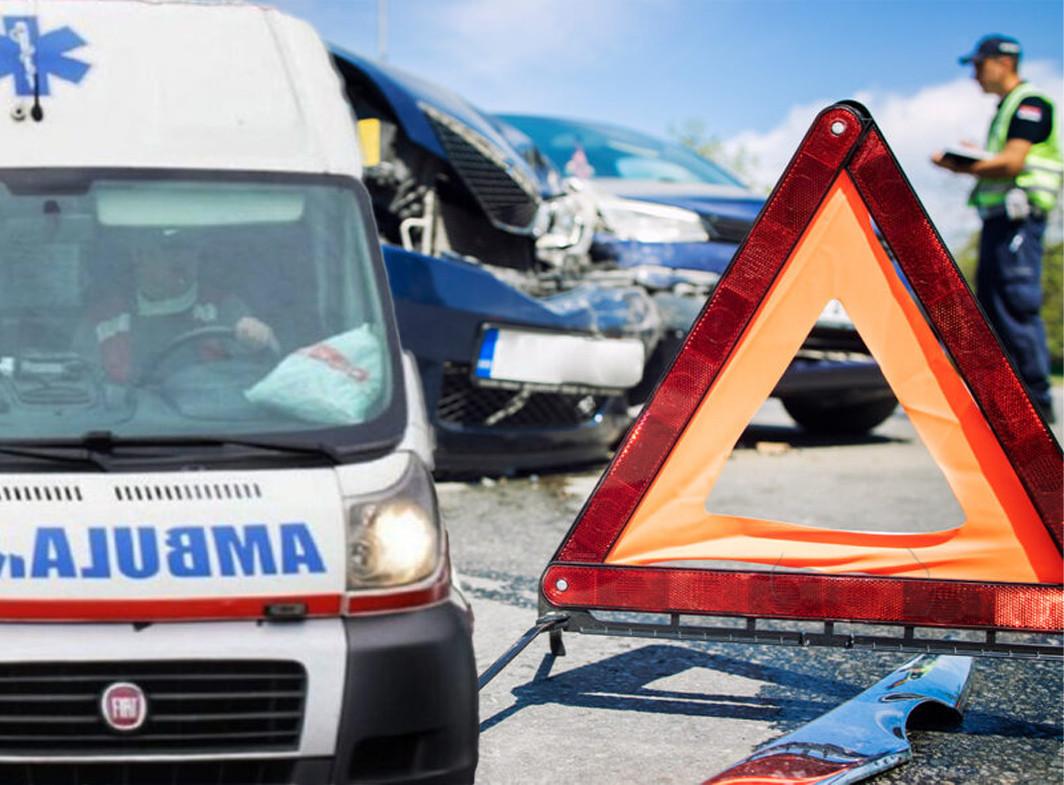 Dve saobraćajne NESREĆE na Ibarskoj magistrali: Povređen MLADIĆ (28), hitno prevezen u Urgentni centar