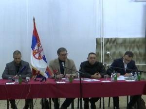 Срби са Косова и Метохије Вучићу: Тражимо заштиту, данас је кап прелила чашу