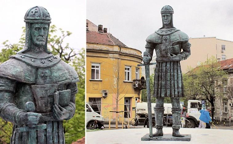 Постављен споменик деспоту Стефану Лазаревићу