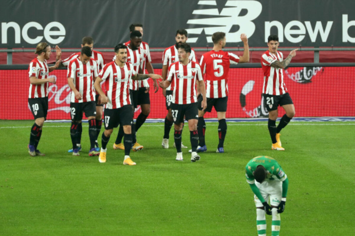 RUŠE SE SNOVI O TITULI: Atletik Bilbao golom u 90. minutu pobedio Sevilju VIDEO