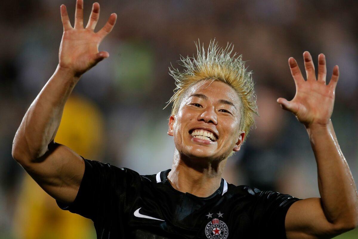 U PARTIZANU BESNI, OSTALI BEZ 5.000.000 EVRA: Takuma Asano će na sud u Lozani, Japanac ne haje, već ima novi klub!