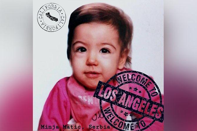 Najlepša vest ovog jutra: Minja je stigla u Los Anđeles po svoju šansu za izlečenje