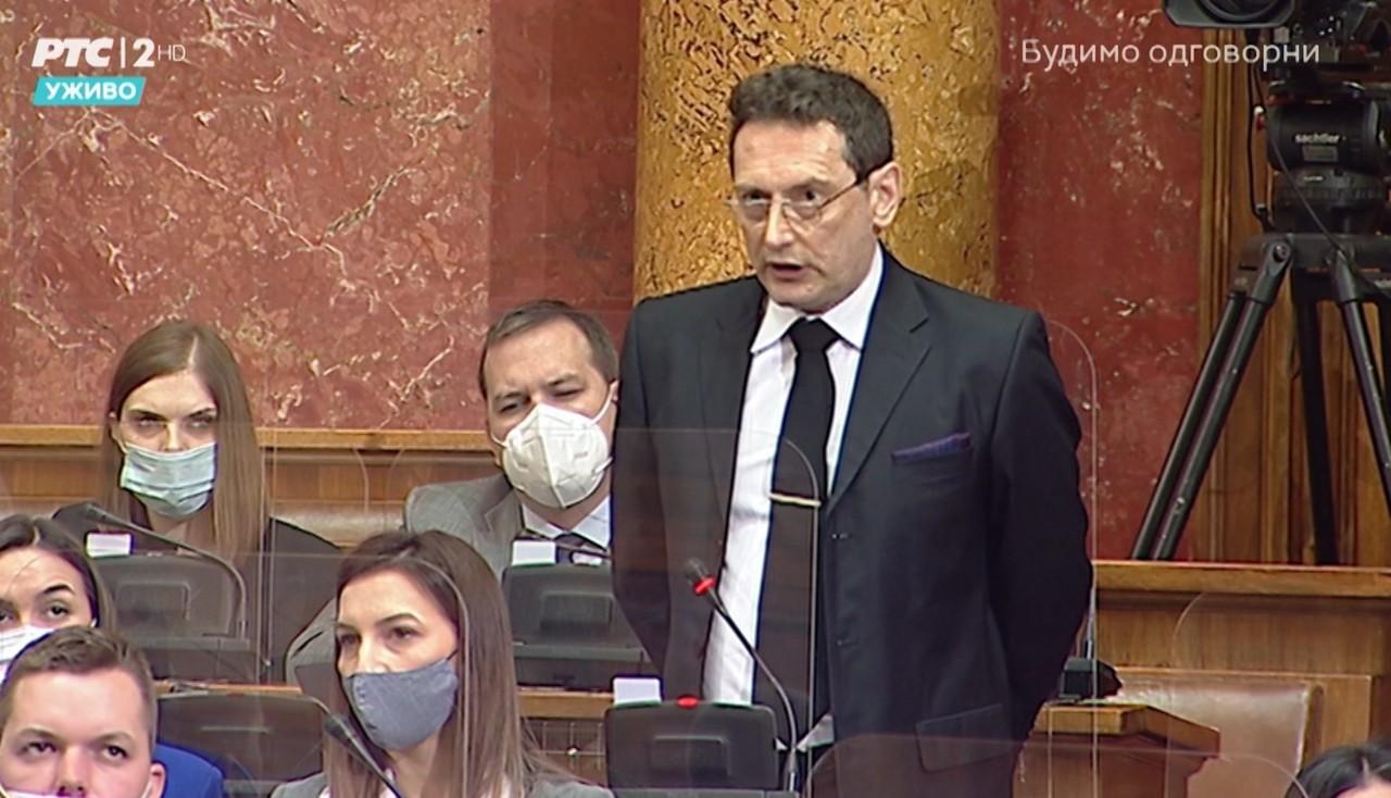 Bakarec uputio indirektnu pretnju bivšem šefu BIA
